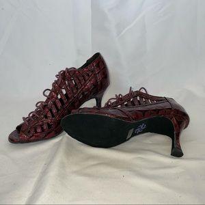 burju dance heels !